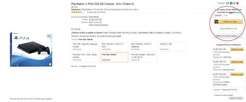 buy box ps4