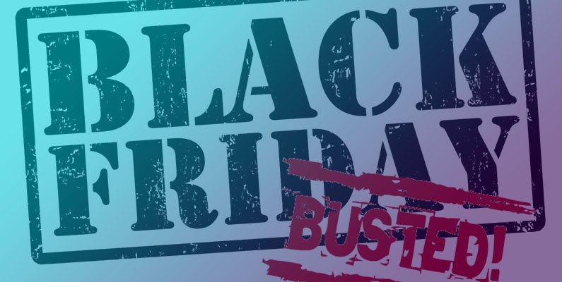 Sorpresa… en el Black Friday no es descuento todo lo que reluce