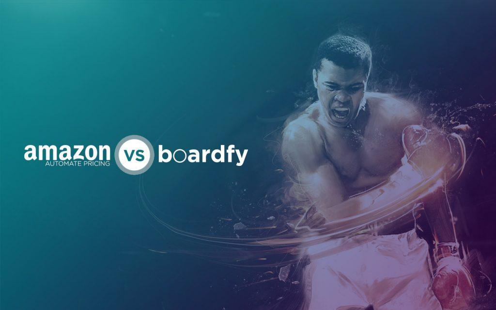 Amazon automate pricing vs Boardfy: análisis del pricing automático
