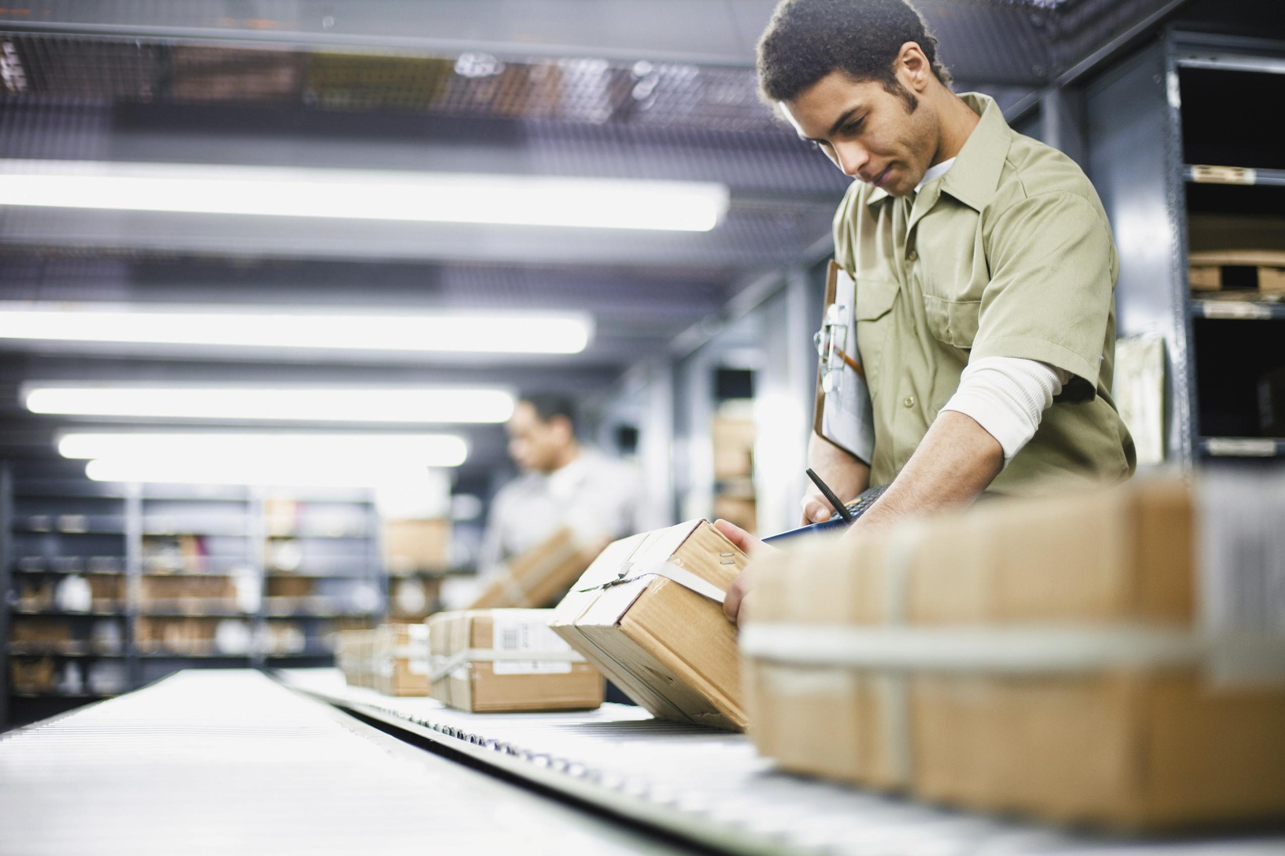 Controla los costes de logística