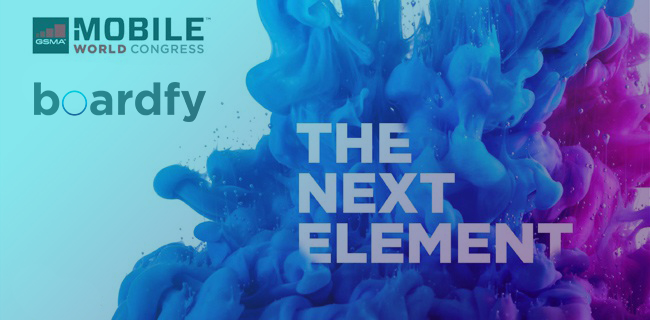 Mobile World Congress: Boardfy se queda con buen sabor de boca