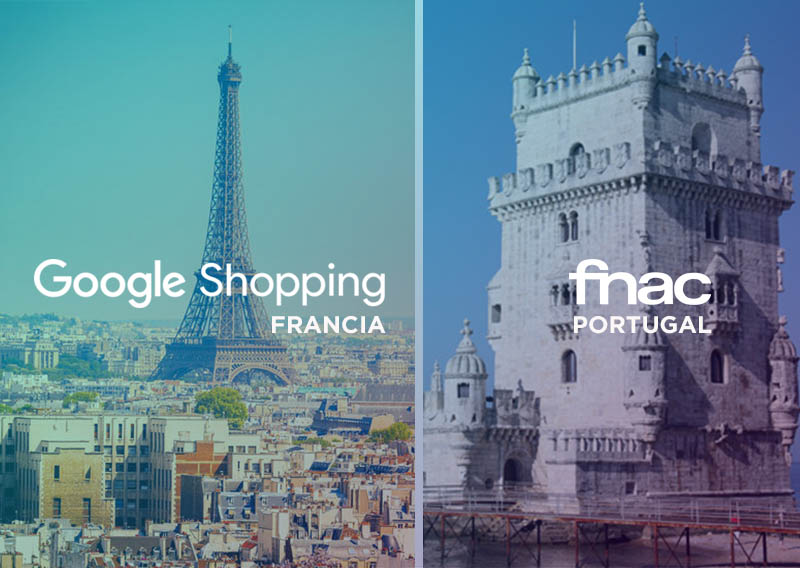 La familia crece: Google Shopping Francia y Fnac Portugal