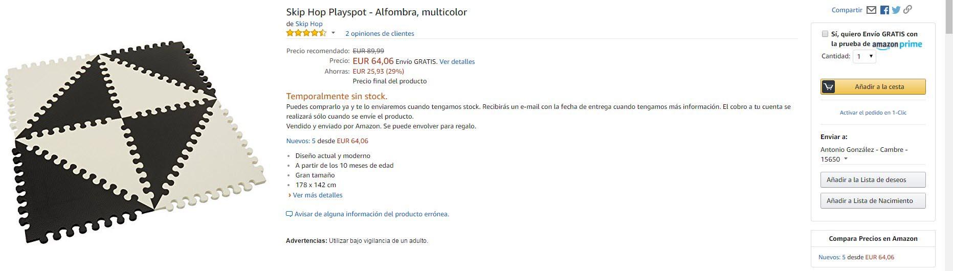 Amazon se asigna la BuyBox
